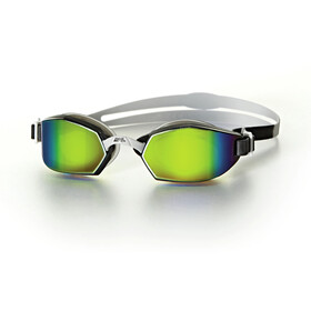 Zoggs Ultima Air Goggle Titanium Black/Grey/Titanium
